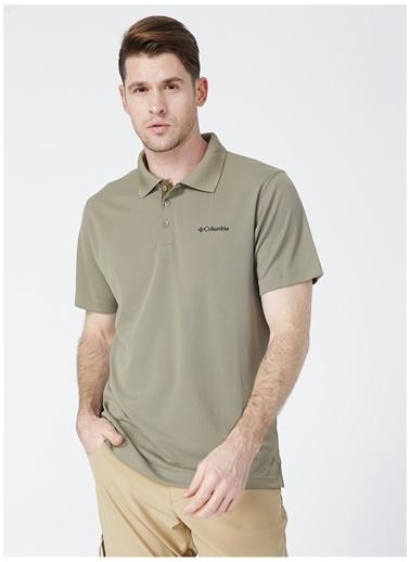 Columbia Columbia AO0126 Utilizer Polo T-Shirt Yeşil